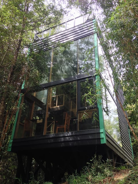 Treehouse, Rooftop Terrace, Kayaking, Bicycles