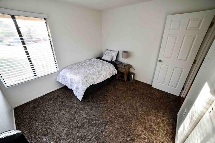 Cozy modern bedroom room 2