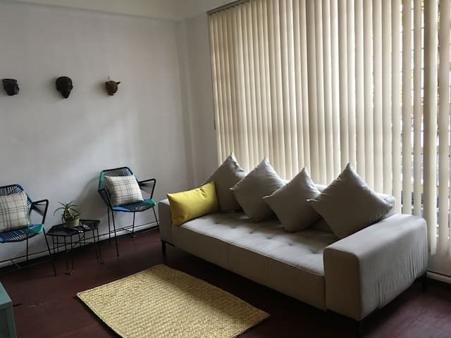 Cozy two bedroom in Del Valle - Ciudad de México - Apartemen