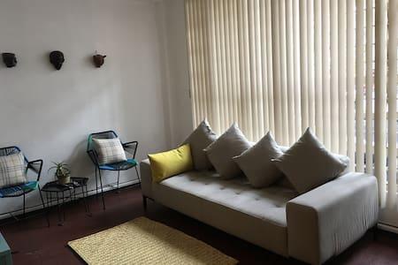 Cozy two bedroom in Del Valle - Ciudad de México