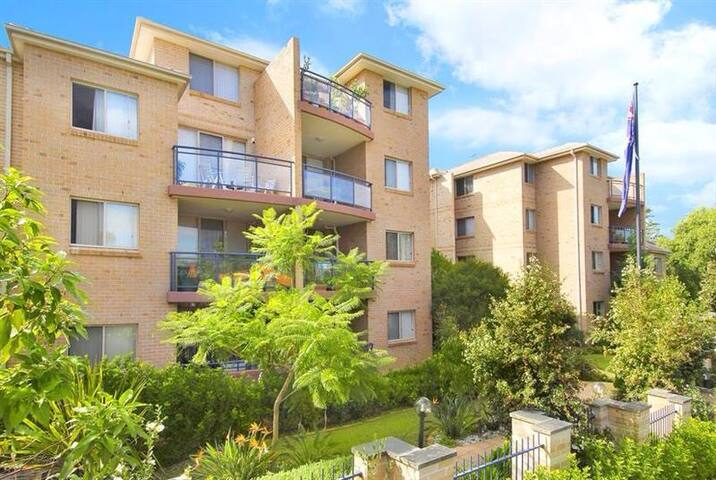 Nice n clean apartment in Sydney - Carlingford - Huoneisto