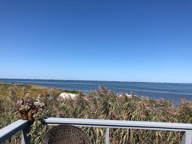 Unique Bayfront 4 bedrm 2 bth with private beach!!