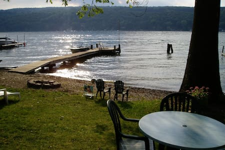 Keuka Lake - East Side Beautiful!!! - Penn Yan - Dom