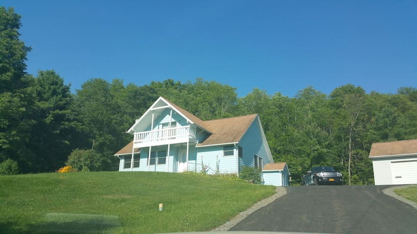 Roomy 2BD apartment in Vestal - Vestal - House