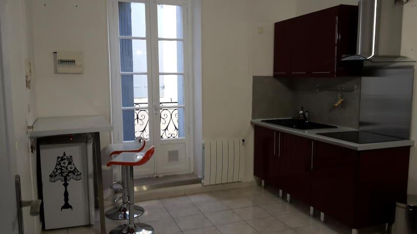 L'appart des Halles - Béziers - Apartament