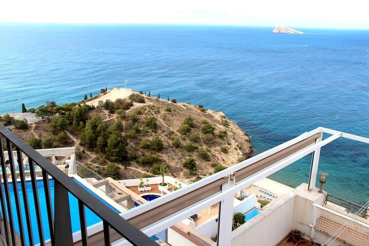Otra vista desde la terraza