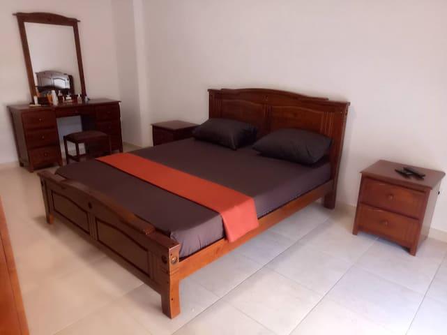 spacious furnished apartment F3 in Birtouta