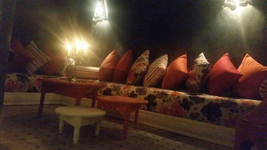 Riad de charme à fes maroc  médina  - Fès batha médina  - Bed & Breakfast