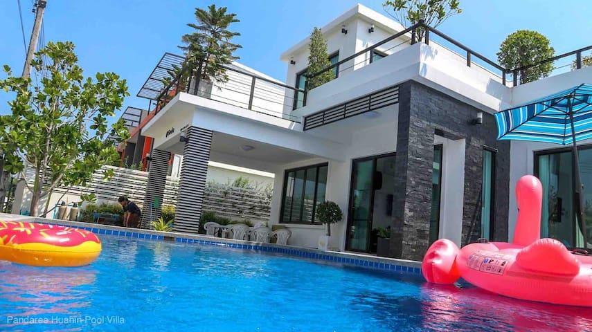 Private Pool Villa for 12-15 person @SODA