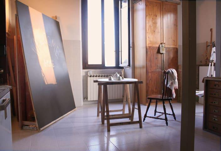 Aggiungi un posto a tavola - Trezzo sull'Adda - Apartamento