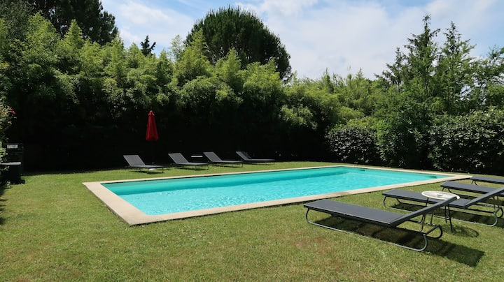Nomade flat- Mas la Pauline - St Remy de Provence