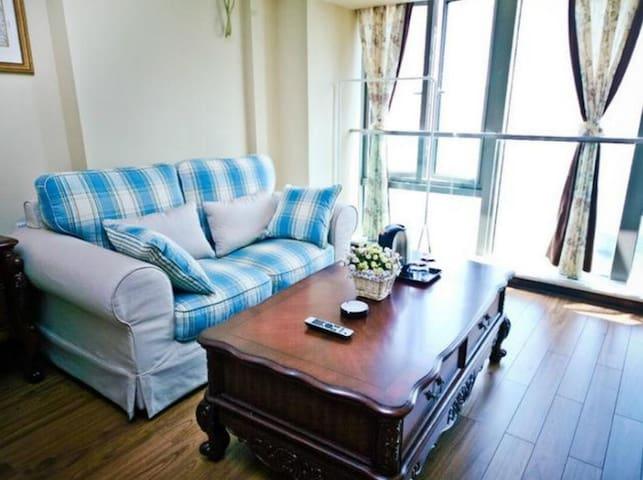 美式古典大床房