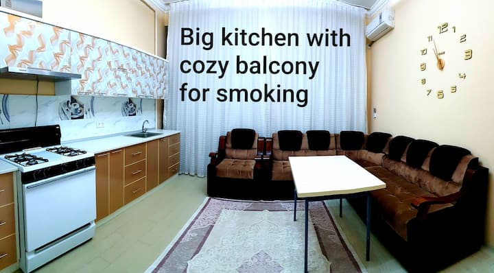 GuestHouse-new, clean, convenient.2km from airport