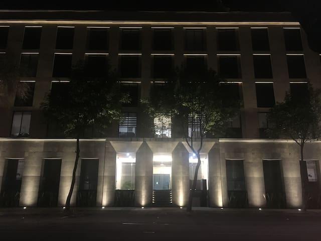 Acogedora Suite con Servicios - Juárez - Lakás