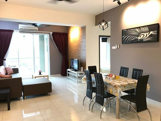 Cosy home @ Tropicana City Mall - Petaling Jaya - Apartment