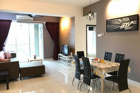 Cosy home @ Tropicana City Mall - Petaling Jaya