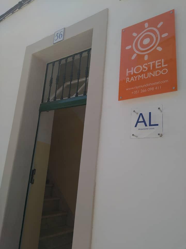 Twin Room, Hostel Raymundo