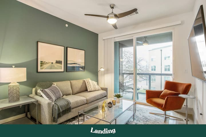 Landing | Austin Luxury Apartment in South Lamar (ID165)