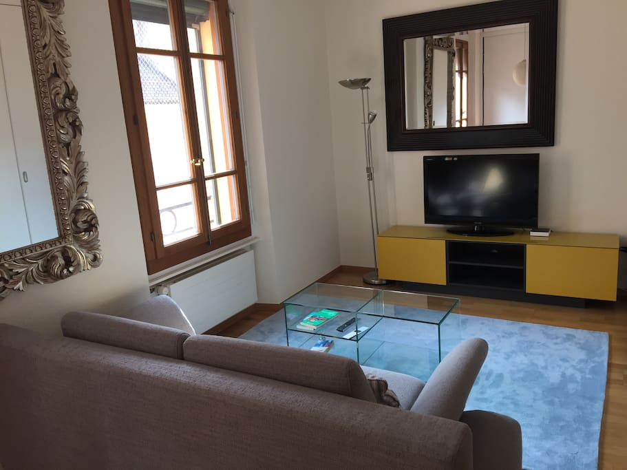 One bedroom in plainpalais appartements louer gen ve for Location appartement meuble geneve
