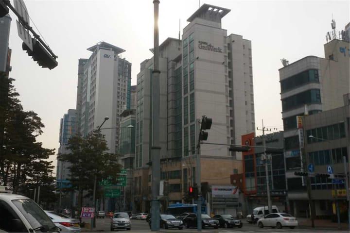 시골 도시 결합 커플 방 - Gangwon-do - Apartament