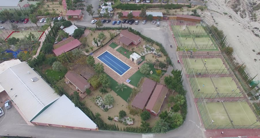 Resort Indalo