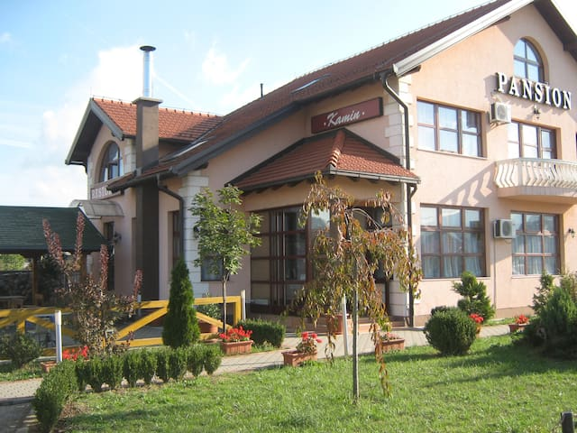 Guest House Kamin