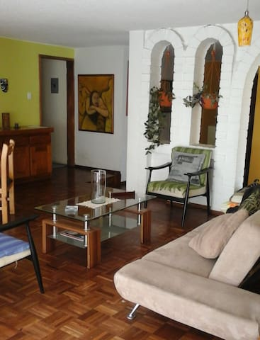 Habitación en departamento familiar sector Kennedy