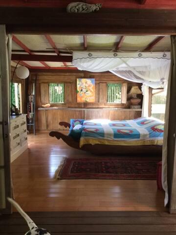 Maison de caractère Polynésienne - Maharepa......Moorea - Bungalow