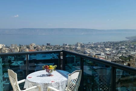 Pearl of the sea of Galilee - Apartment