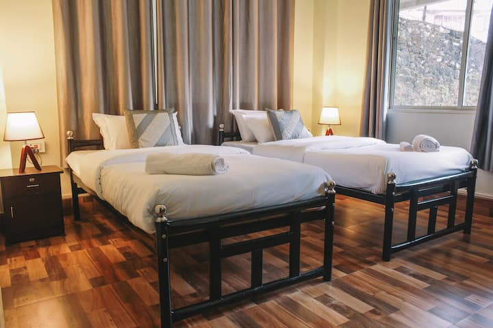 Orchid Suite a 2BHK Serviced Himalayan Getaway