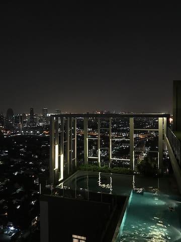 Amazing condo in heart of Bangkok - Bangkok - Appartement