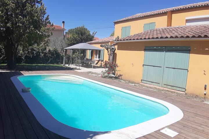 Appartement privé en Provence