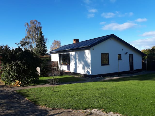 Cozy house in Hornbæk - close to sea and forests