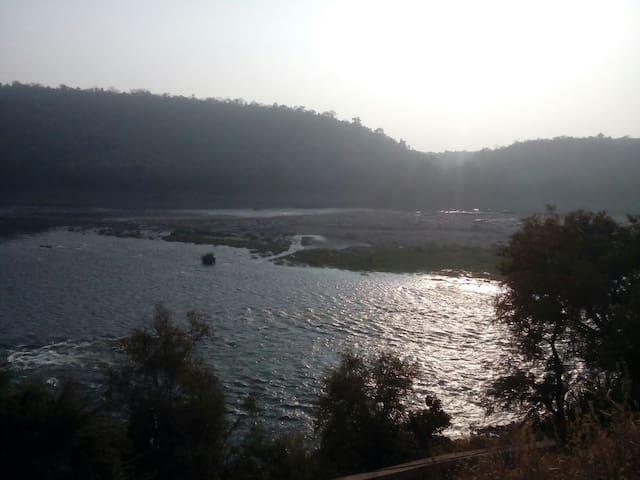 Mudrika Laidback homestay - Omkareshwar - Casa