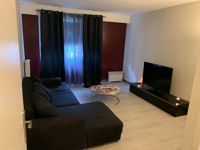Appartement au cœur de Paris