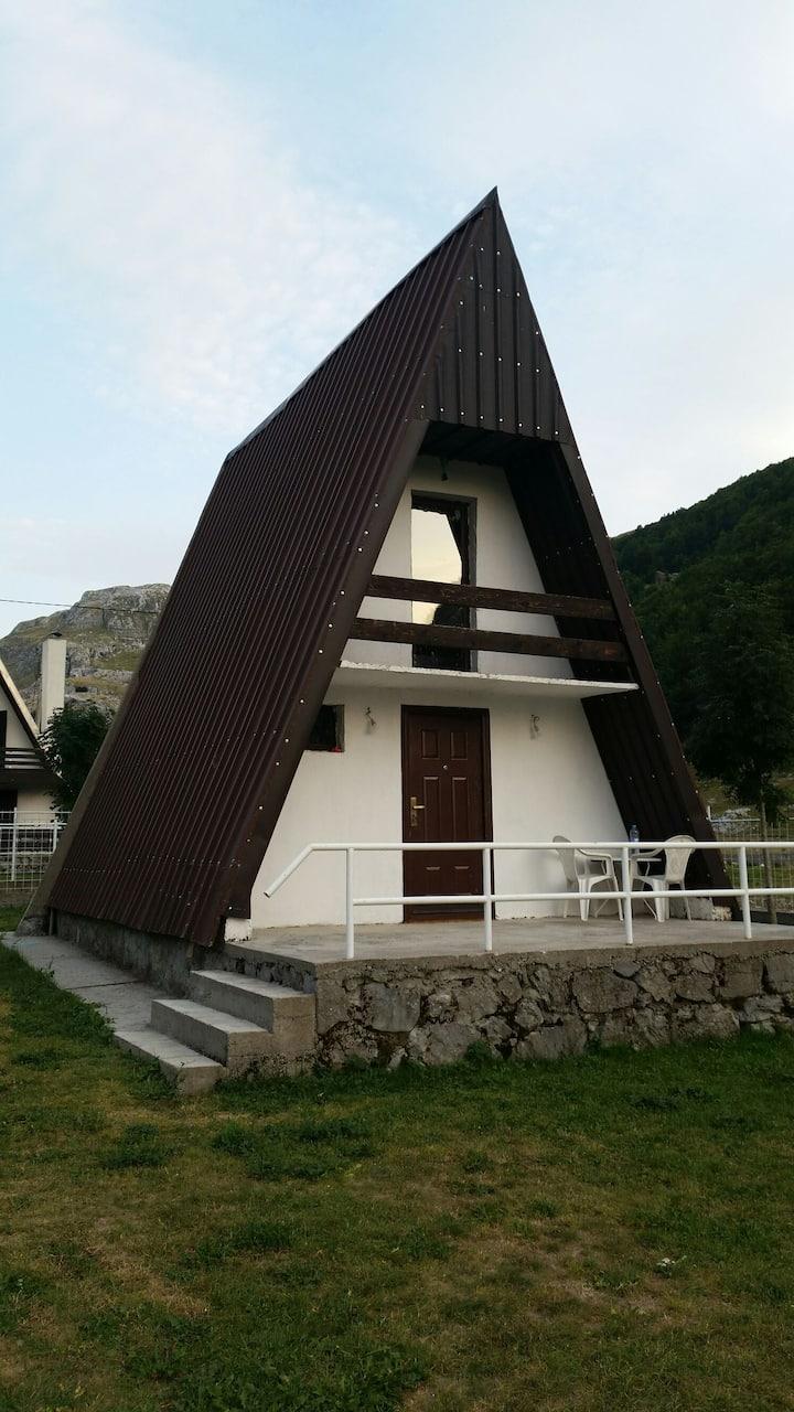 Katun Mokra (mountain house 2)