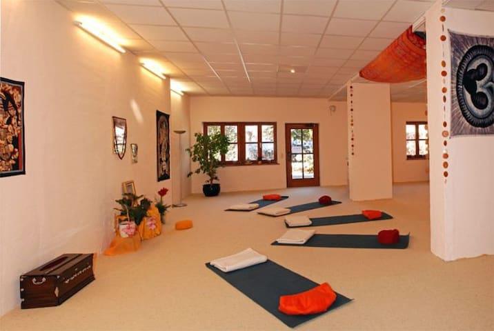 Seminarraum / Yogaraum