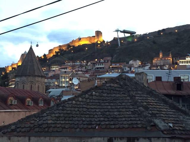 OLD Tbilisi ! Старый Тбилиси