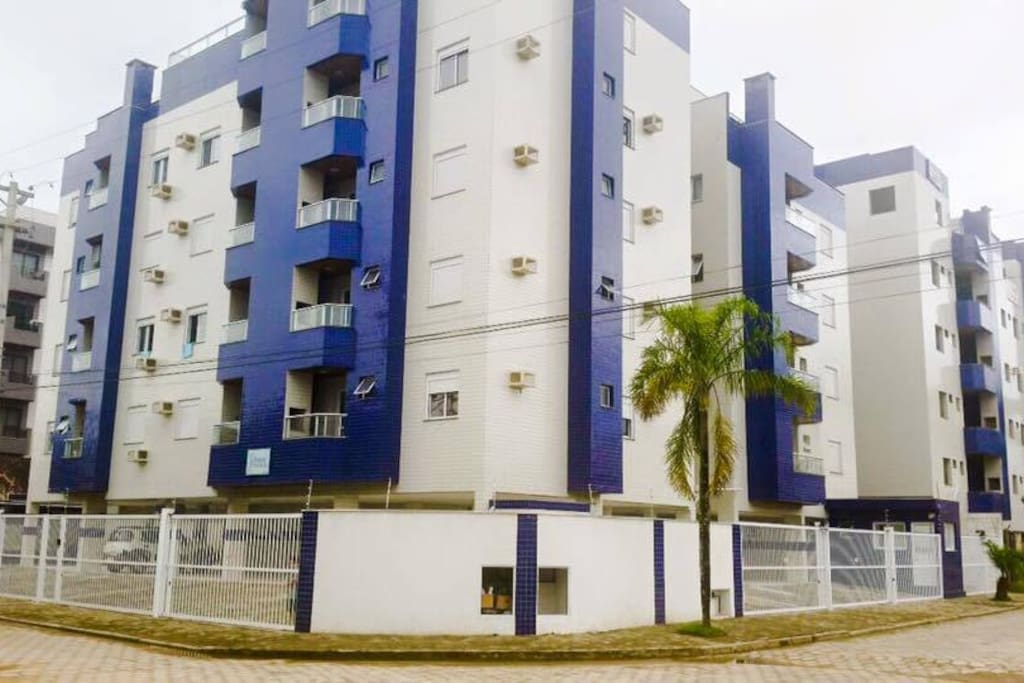 Fachada do Condominio