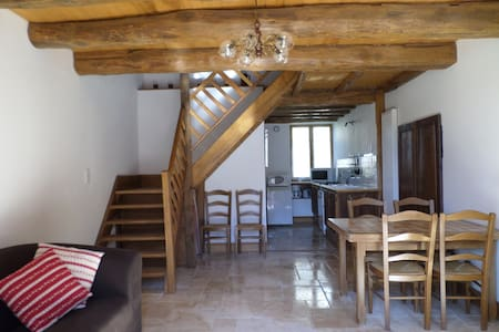 Bourgogne : maison à Blaisy-Haut - Blaisy-Haut