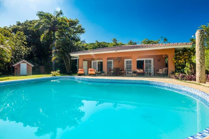 Ocean&Beach side villa # 188