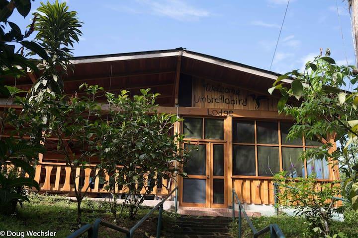 Umbrellabird Lodge