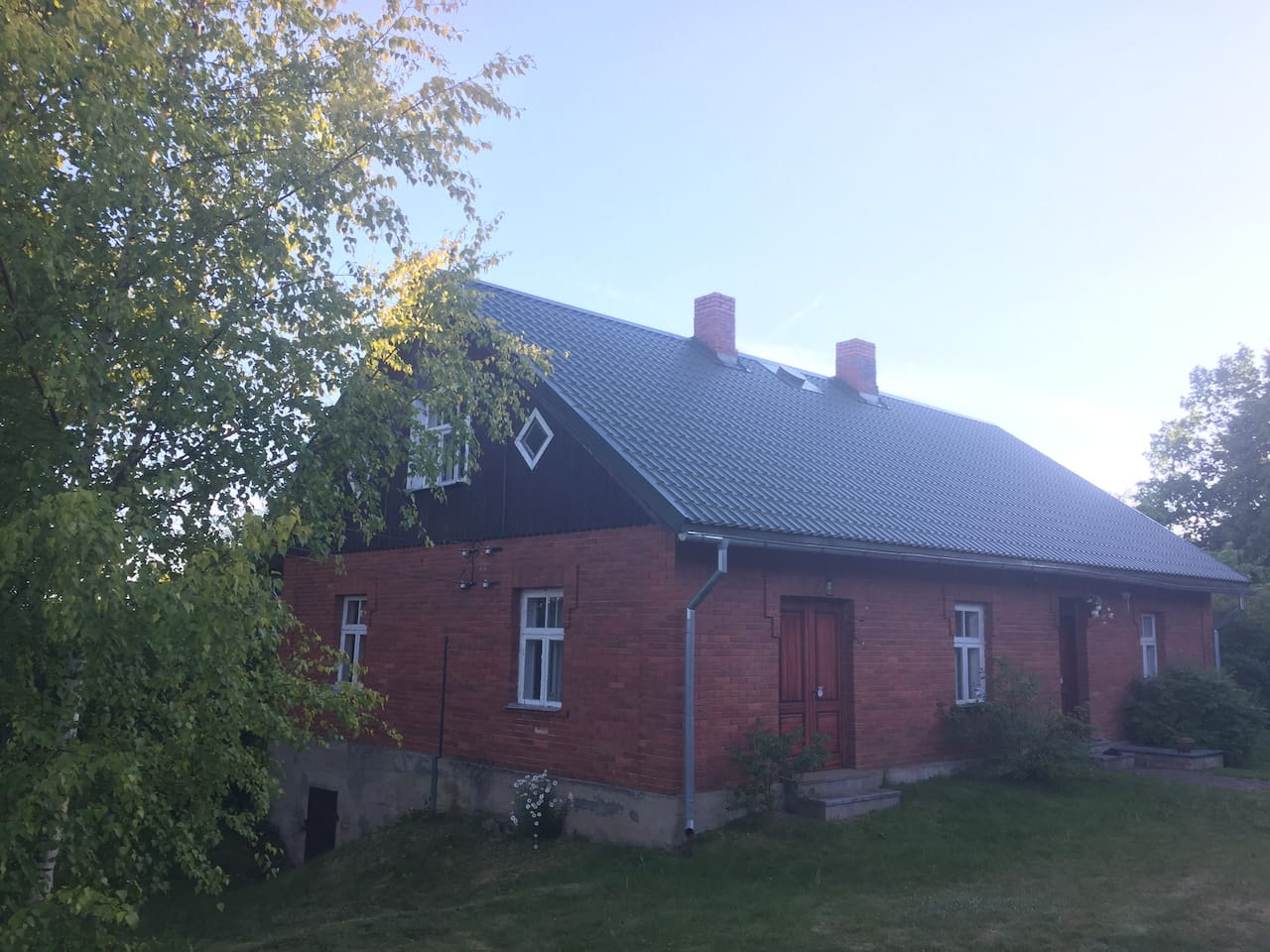 Vizuli cottage by 2 ponds and the Annas lake