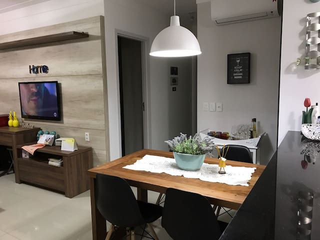 Novíssimo Apartamento Moderno Mogi Shopping