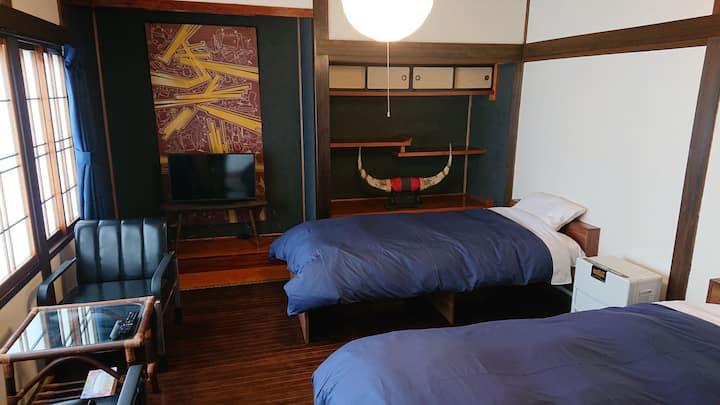Hotspring lodge fujimi room#1 issa