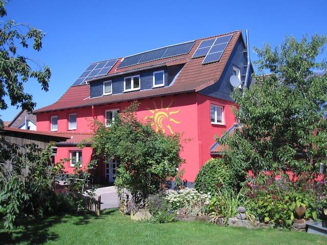 Das Sonnenhaus am Solling - Dassel - House