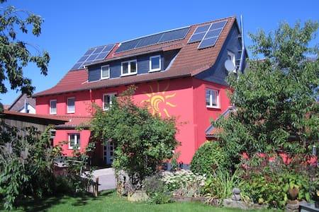 Das Sonnenhaus am Solling - Dassel - Rumah