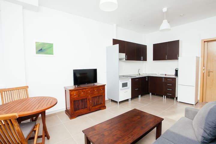Apartamento nuevo a un paso de San Sebastián N.5