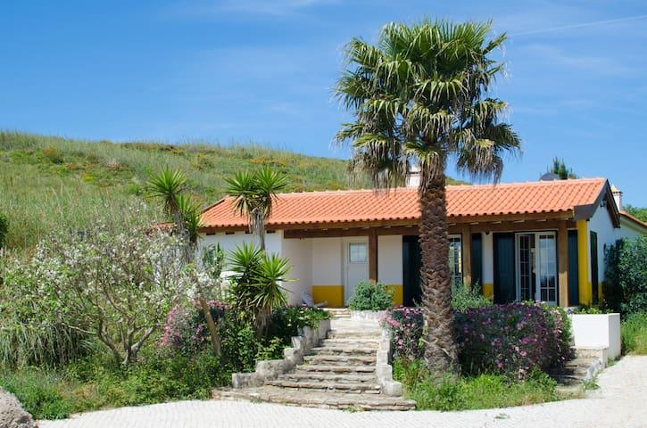 Casa de Relva, house by the sea - Serra de Mangues - Hus
