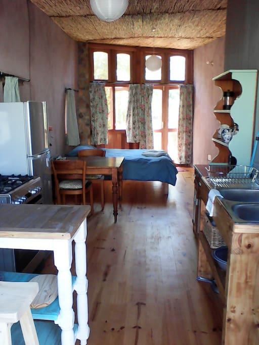 The ChicShak self catering studio